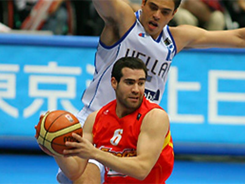 Μπάσκετ: Τελικός Παγκοσμίου Κυπέλλου 2006, Ισπανία - Ελλάδα
