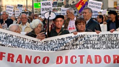 δικτατορία του φράνκο στην ισπανία