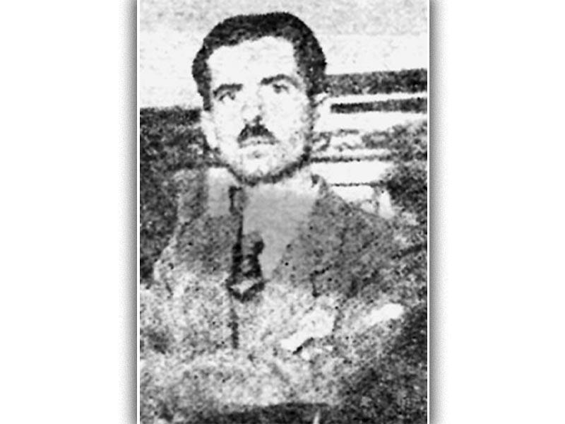 Ο Στέργιος Αναστασιάδης