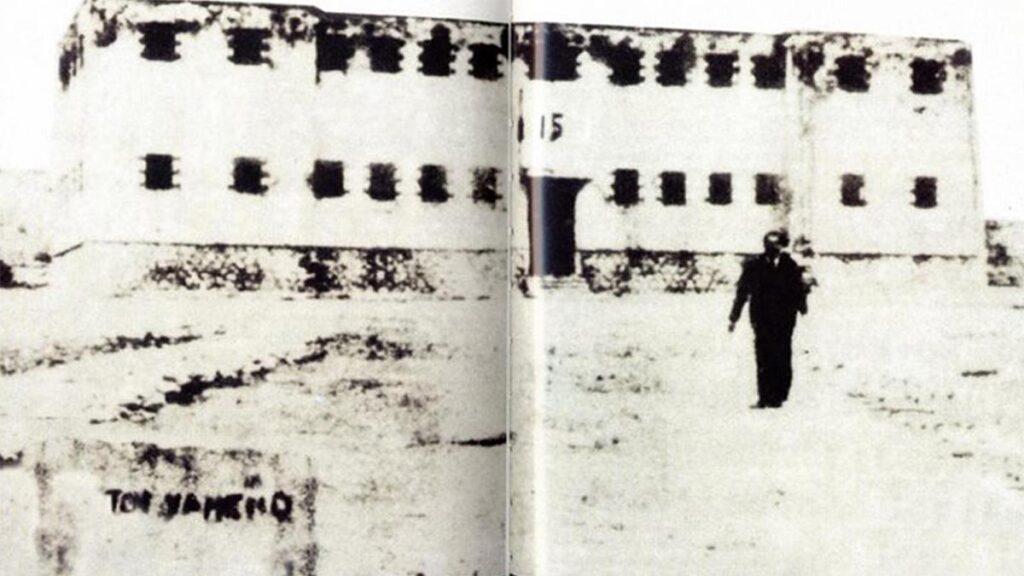 Το διαβόητο «μπλόκ 15» στου στρατοπέδου του Χαϊδαρίου