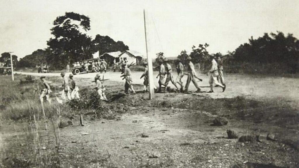 Αμερικανικά στρατεύματα στην Ονδούρα