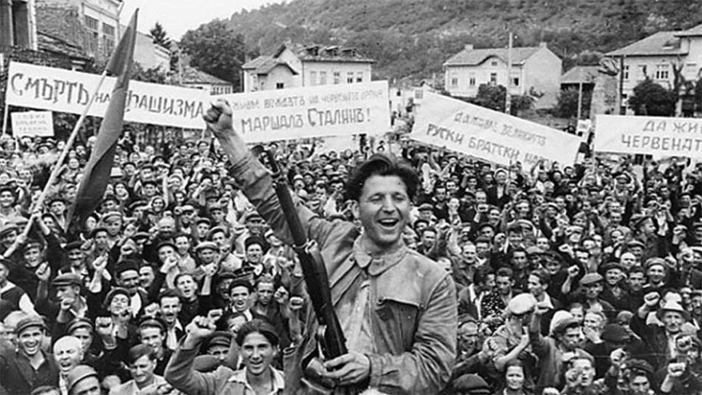 Από τη λαϊκή εξέγερση στη Σόφια το 1944