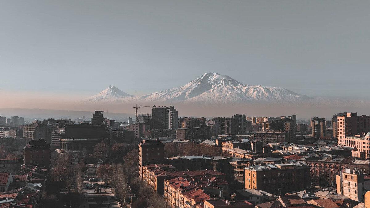 Ερεβάν, Πρωτεύουσα της Αρμενίας