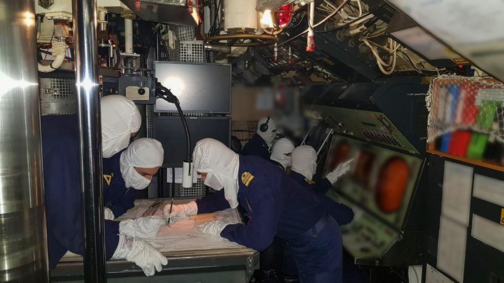 άσκηση πολεμικό ναυτικό
