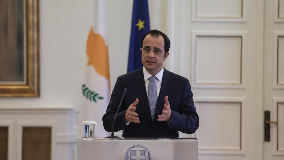 Υπουργός Εξωτερικών της Κύπρου, Νίκος Χριστοδουλίδης