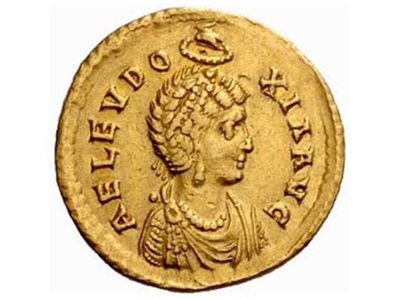 Aυτοκράτειρα του Βυζαντίου Ευδοξία