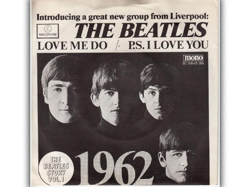 Beatles - Love me Do