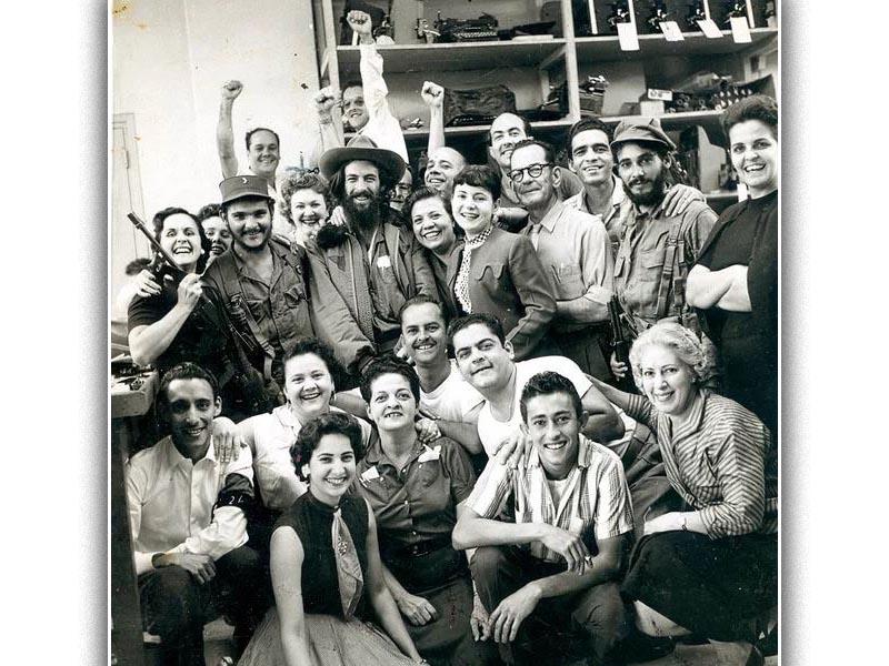 Κούβα - Επανάσταση - Καμίλο Σιενφουέγος