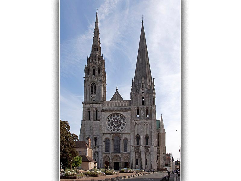 Καθεδρικός Ναός της Σαρτρ