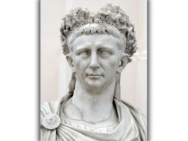 Ρωμαίος αυτοκράτορας Κλαύδιος