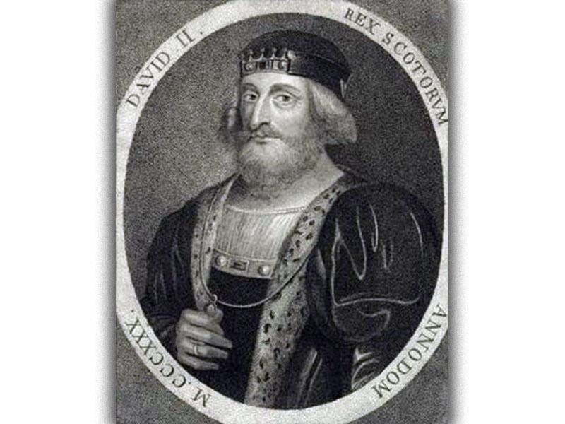 Δαυίδ Β΄ της Σκωτίας
