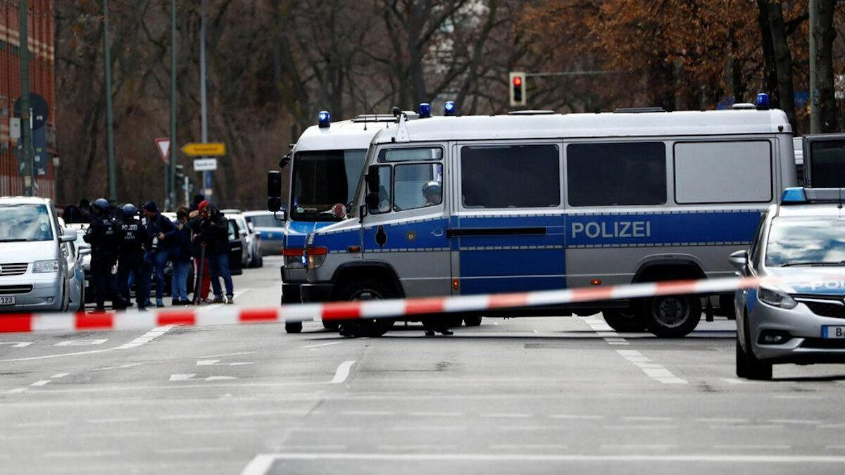 Γερμανία αστυνομία