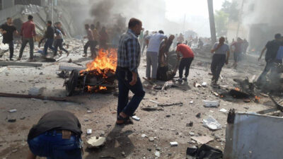 έκρηξη αυτοκινήτου στη συρία