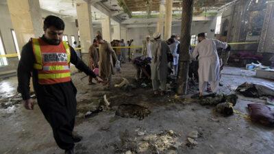 έκρηξη στο πακιστάν