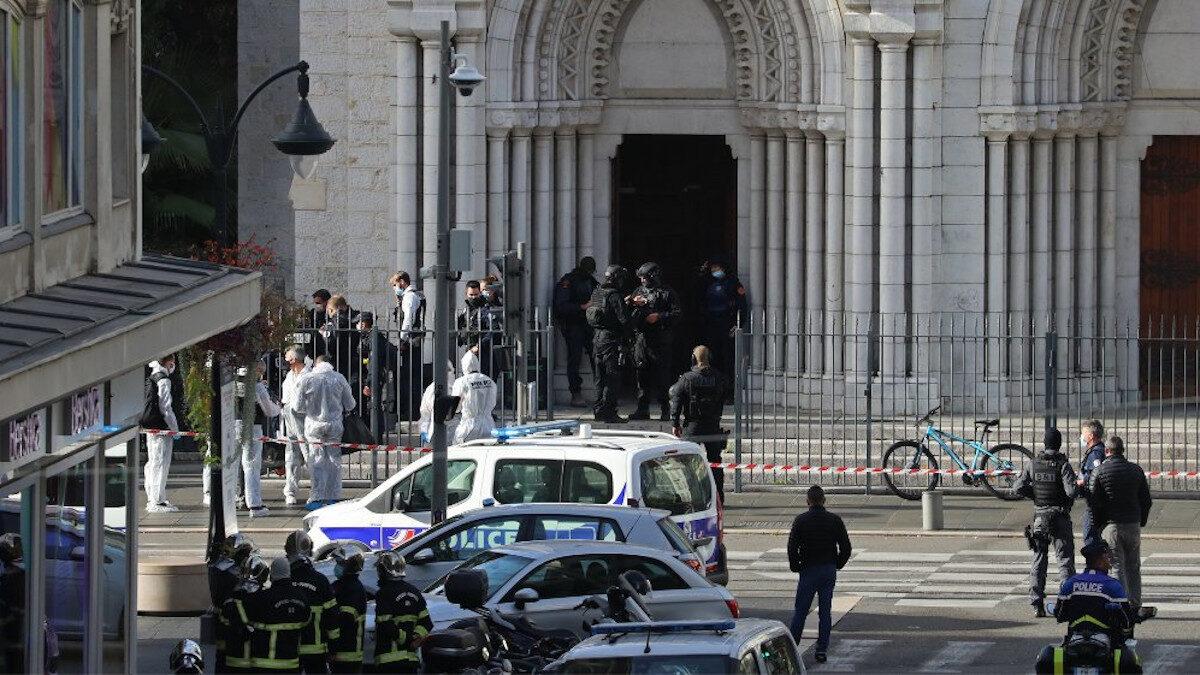 γαλλία τραγωδία στη νίκαια