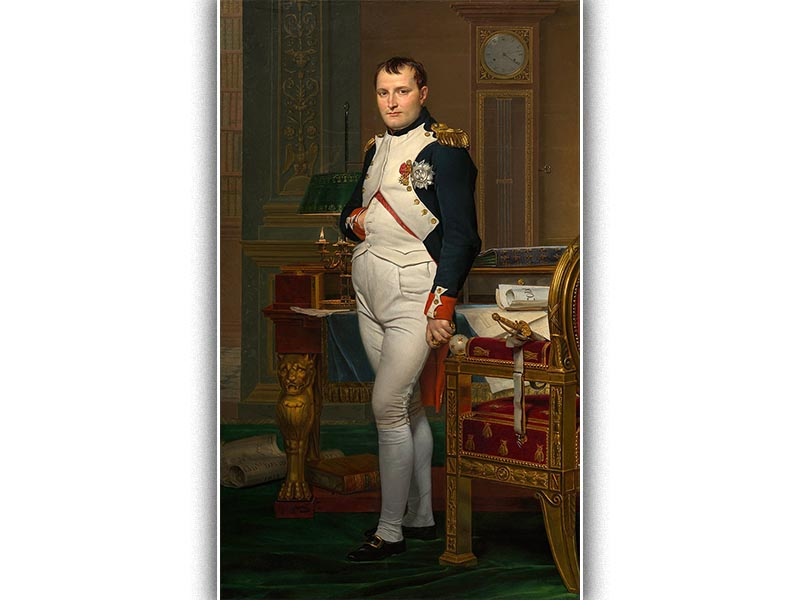 Γαλλία - Ναπολέων Α' Βοναπάρτης