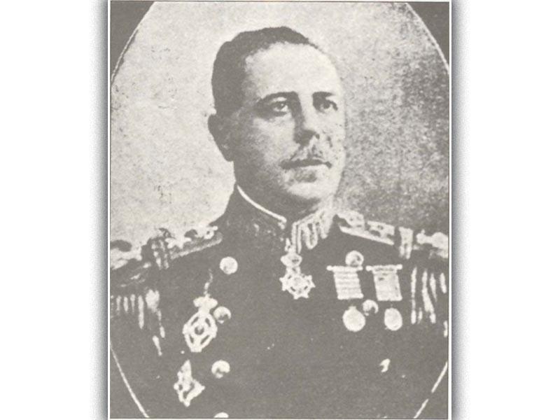 Ο K. Tυπάλδος ως Αντιπλοίαρχος Κυβερνήτης ΑΤ «ΝΙΚΗ»