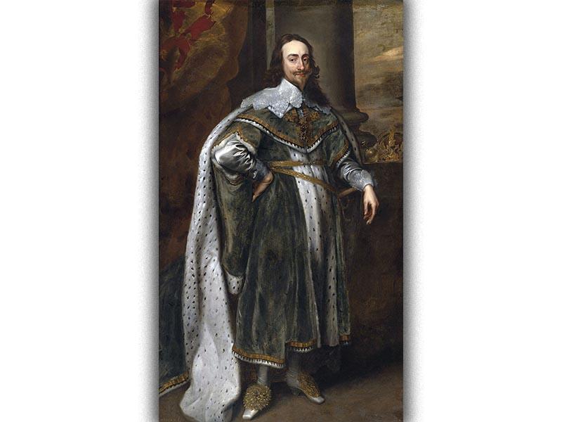 Πορτρέτο του Καρόλου Α΄ της Αγγλίας