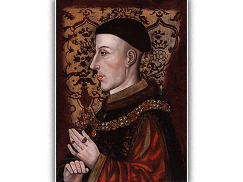 Ερρίκος Ε΄ βασιλιάς της Αγγλίας