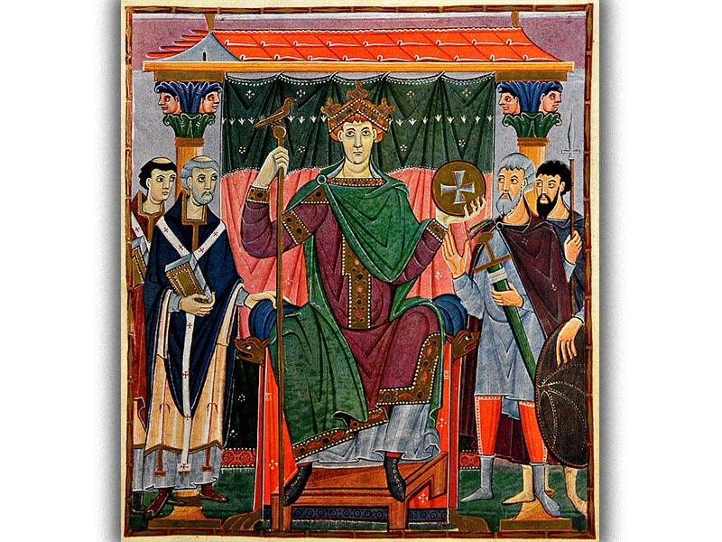 Ο αυτοκράτορας Όθων Γ΄