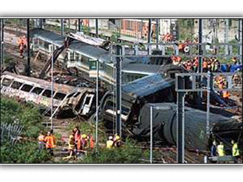 Το δυστύχημα στο στο σταθμό του Πάντινγκτον