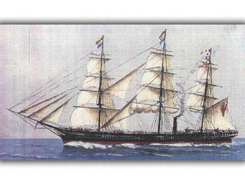 Το πλοίο Royal Charter