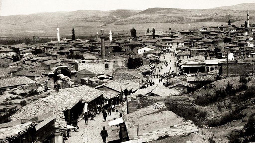 Άποψη της Άγκυρας το 1923
