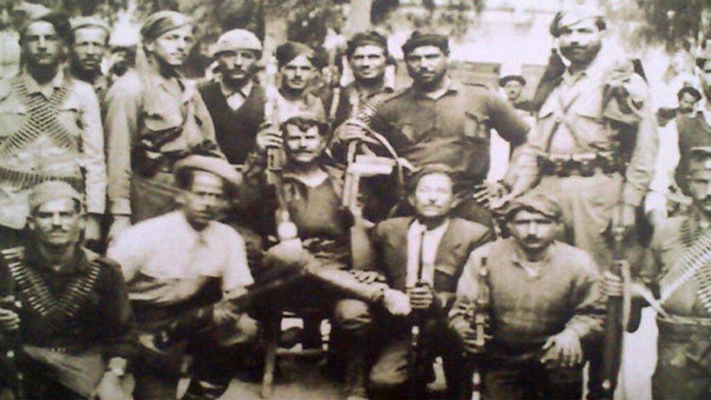 Αντάρτες στο Ηράκλειο