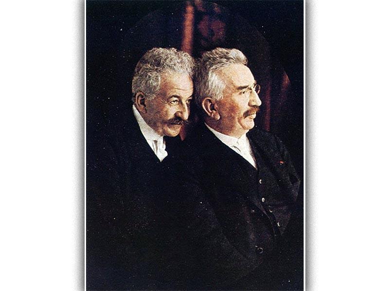 Οι αδελφοί Λιμιέρ