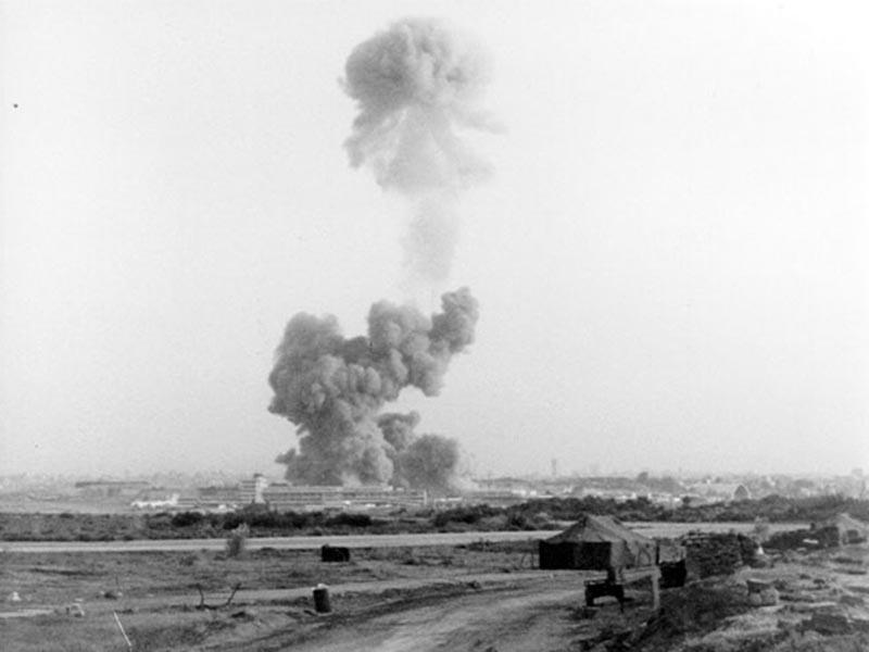 Από την επίθεση στο αρχηγείο των Αμερικάνων και Γάλλων στη Βηρυτό το 1983