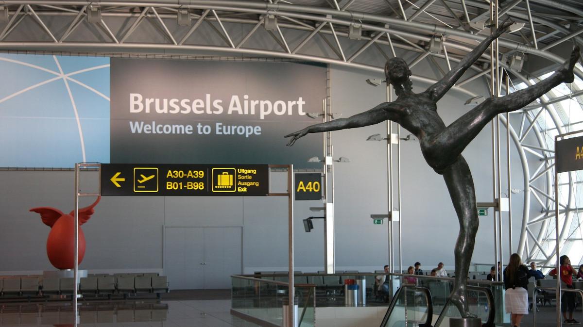 Αεροδρόμιο Βρυξελλών Zaventem, Βέλγιο