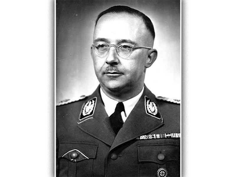 Ο Χάινριχ Χίμλερ