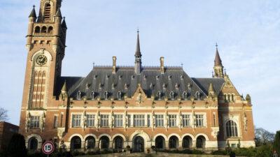 Διεθνές Δικαστήριο της Χάγης - Ολλανδία