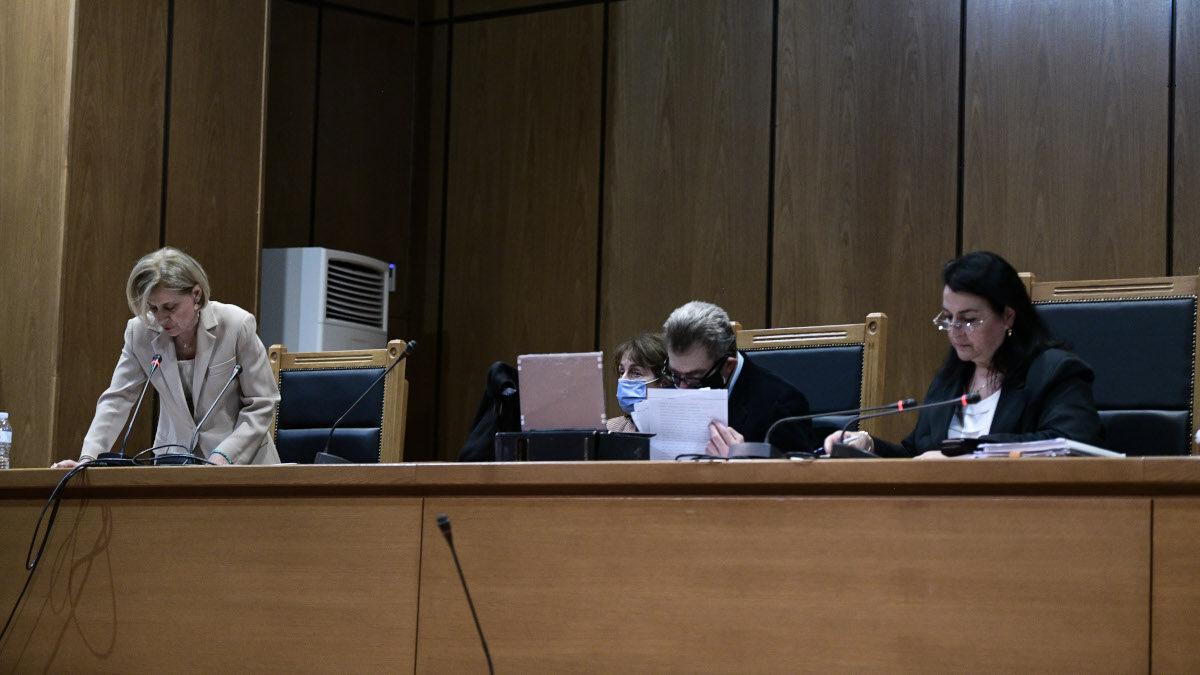 Δίκη Χρυσή Αυγή Οικονόμου Εισαγγελέας Λεπενιώτη