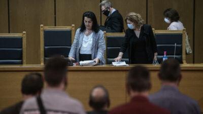 Δίκη Χρυσής Αυγής δικαστήριο ποινές