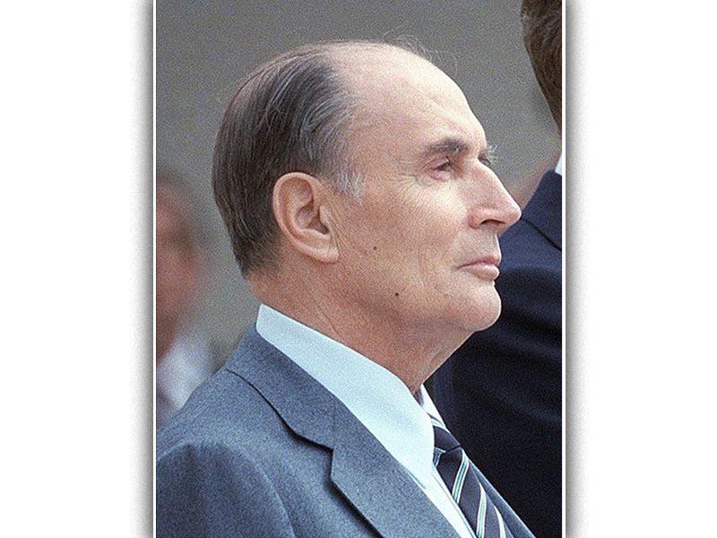 Γαλλία - Προεδρία - Φρανσουά Μιτεράν