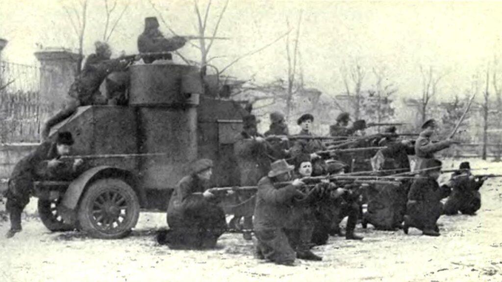 Τμήμα του Κόκκινου Στρατού