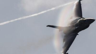 Επιδείξεις τις ομάδας Ζευς της Πολεμικής Αεροπορίας με F16
