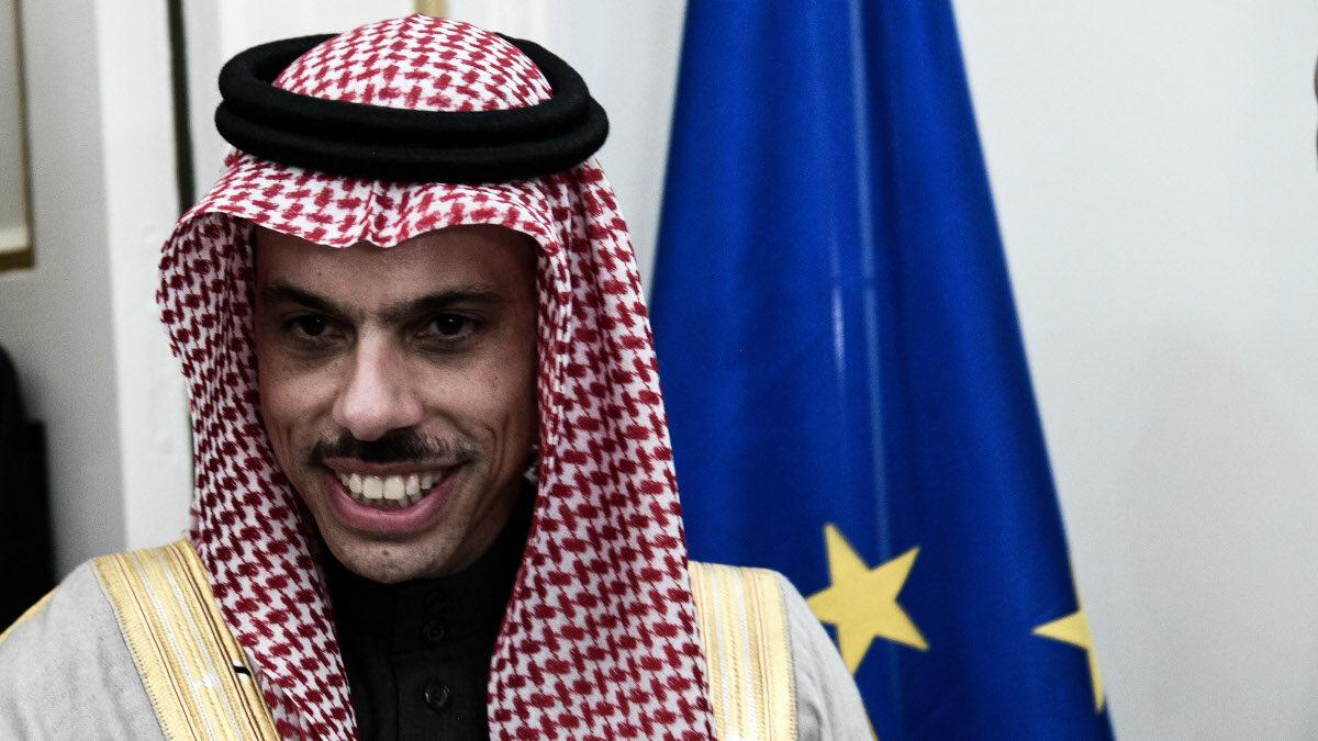 Υπουργός Εξωτερικών της Σαουδικής Αραβίας, Πρίγκιπα Faisal bin Farhan Al Saud