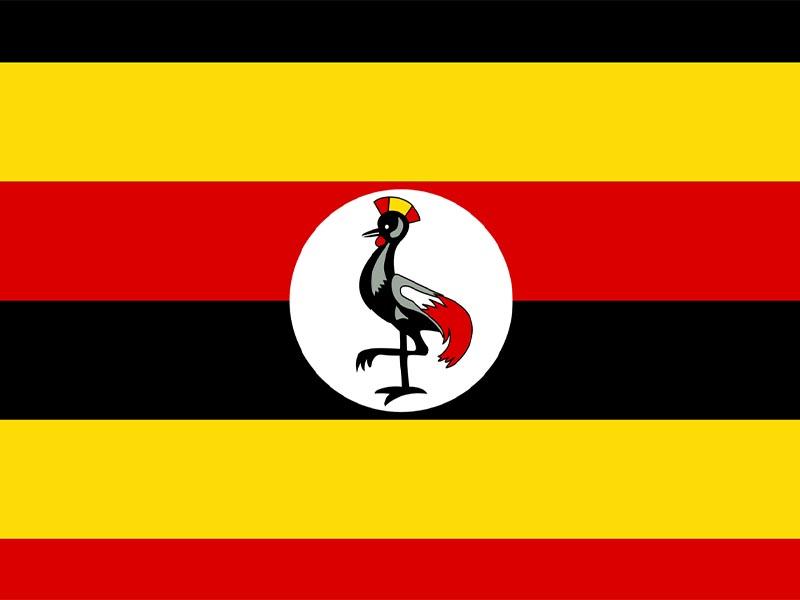 Η σημαία της Ουγκάντα