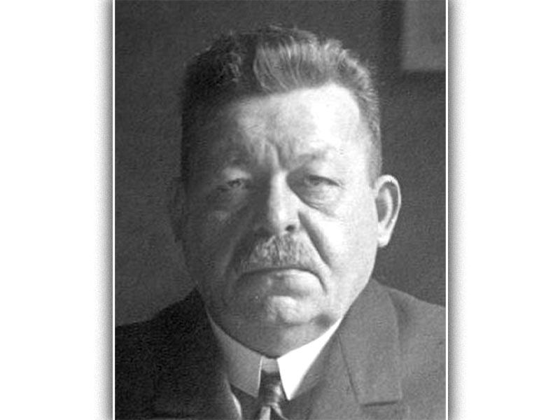 Ο Φρ. Έμπερτ
