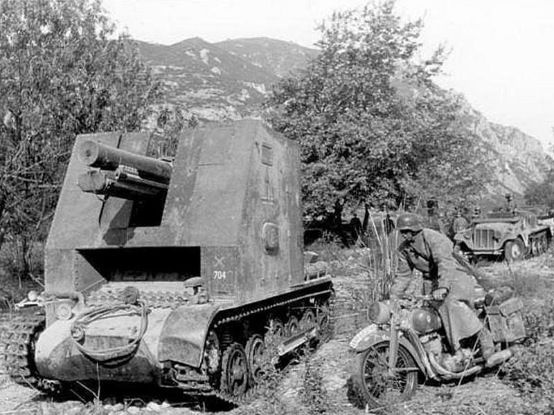 Από την εισβολή των Γερμανών στην Ελλάδα