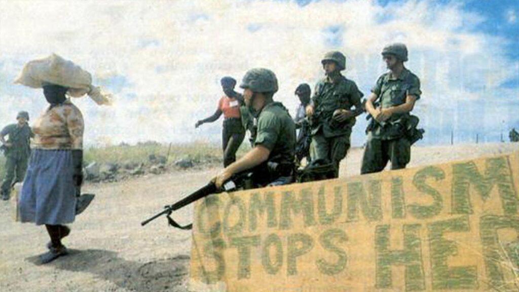 Γρενάδα: ο αμερικάνικος ιμπεριαλισμός είναι συνυφασμένος με τον αντικομμουνισμό