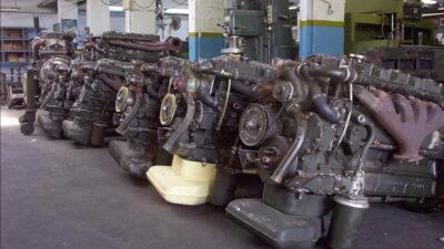 Μηχανές STAYER στο 303 Προκεχωρηµένο Εργοστάσιο Βάσεως (303ΠΕΒ), Λάρισα
