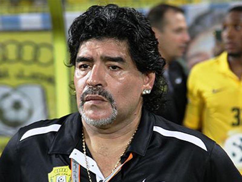 Ντιέγκο Αρμάντο Μαραντόνα Φράνκο