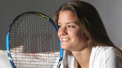 Μαρία Σάκκαρη, Πρωταθλήτρια Ελλάδας στην Αντισφαίριση (Τέννις)