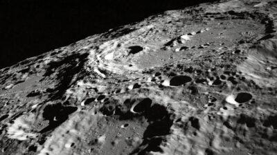 Επιφάνεια Σελήνης - Φεγγάρι
