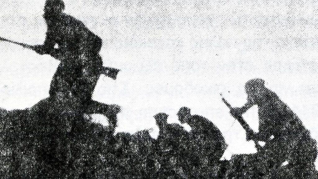 Επίθεση στο οχυρό των ταγματασφαλιτών Κούκος