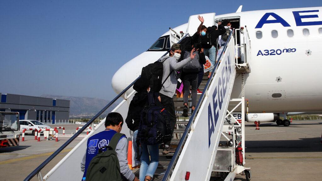 Δώδεκα ανήλικοι πρόσφυγες από το Αφγανιστάν και την Συρία, ένδεκα αγόρια και ένα κορίτσι, έγιναν δεκτά από το Λουξεμβούργο μετά από διαμονή πολλών μηνών σε προσφυγικούς καταυλισμούς και ξενώνες