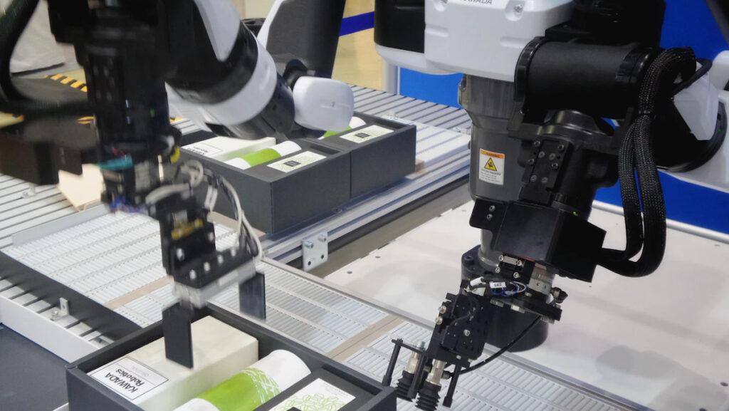 Η ρομποτική στη Βιομηχανία
